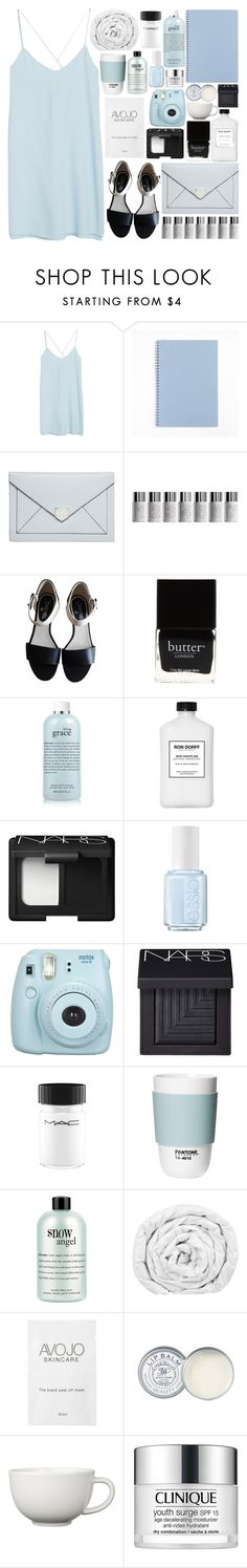 """126. Should've been us, should've been a fire, should've been the perfect storm."" by bella-ella-ella ❤ liked on Polyvore featuring MANGO, Dorothy Perkins, Bare Escentuals, Chanel, Butter London, philosophy, Ron Dorff, NARS Cosmetics, Essie and Fujifilm"