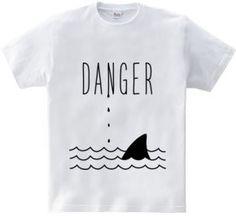 danger : dummy [半袖Tシャツ [5.6oz]] - デザインTシャツマーケット/Hoimi(ホイミ)