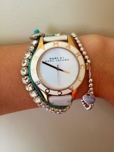 Marc Jacobs and fun armcandy
