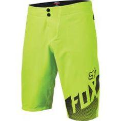 Kraťasy FOX Altitude - pánské, flo yellow 15911-130