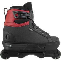 Valo JJ Light Black and Wine Complete Skates