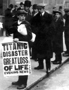 fuckyeahrmstitanic:  101 years ago the RMS Titanic sank taking with her over 1,000 souls.