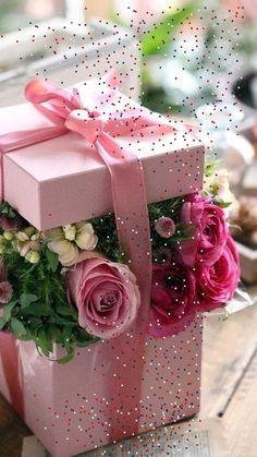 Happy Birthday Funny, Happy Birthday Messages, Happy Birthday Gifts, Birthday Quotes, Birthday Greetings, Birthday Wishes, Valentine Baskets, Chanel Wall Art, Flower Box Gift
