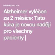 Alzheimer, kokosový olej