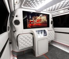 Mercedes: Mercedes Vito – Galerie 21 – Carisma Auto Design Mercedes Vito – Source by Auto Design, Design Autos, Mercedes Vito Camper, Mercedes Benz Vito, Car Interior Accessories, Car Interior Design, Land Rover Defender Interior, Car Interior Upholstery, Rv Floor Plans