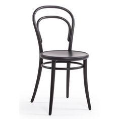 """No 14 stol fra TON. Man skulle kunde kalde stolen for """"Klassikernes klassiker""""…"""