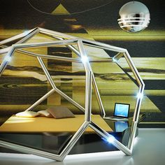 Futuristic interior design Futuristic Bedroom, Futuristic Interior, Futuristic Furniture, Futuristic Design, Futuristic Architecture, Architecture Design, Unique Furniture, Furniture Design, Futuristic Technology