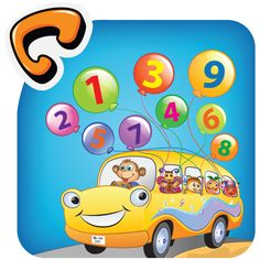 Counting numbers is not a slow process filled with laziness and reluctance when 'Kids Math Count Numbers Game' is the device used. This application contains fantastic game-based interactivities for teaching number-counting from 1 to 10. It can be downloaded from Google Play Store.