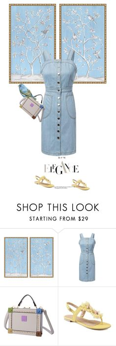 """Luli and the chinoiserie"" by stellina-from-the-italian-glam ❤ liked on Polyvore featuring denim"