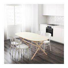SLÄHULT Table - Dalshult bouleau - IKEA