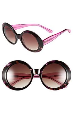 kensie 'Neve' 50mm Oversized Sunglasses available at #Nordstrom