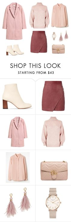 """1"" by explorer-15097125162 on Polyvore featuring мода, Chloé, Michelle Mason, Gucci, Lizzie Fortunato и ROSEFIELD"