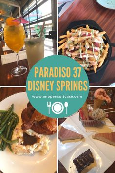 Paradiso 37 is a Taste of the Americas. Located in Disney Springs add this to your next Disney dining adventure! #travel #disneysprings #florida