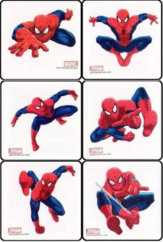 12 x SPIDERMAN Party Pack childrens Temporary Tattoos New Styles | eBay £2.50