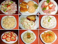 Květákový salát, víc než 20 receptů. • Květákový salát – premiér letních salátů. • Po květákovém salátu se netloustne. • Květákový salát pro chuť i pro zdraví. Tacos, Meatless Recipes, Ethnic Recipes, Food, Fitness, Essen, Meals, Yemek, Eten