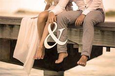 Go shoeless at your beach wedding