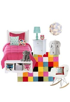 Are you looking for inspiration for an elephant themed bedroom? Here are some fantastic items you might want to purchase to create your dream child's room