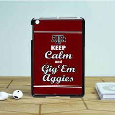 Texas A M Gig Em Aggies iPad Mini 2 Case Dewantary
