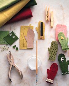 AMO CRAFT: Natal e reciclagem (O que dá?)