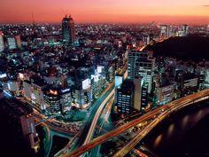 Spectacular  city
