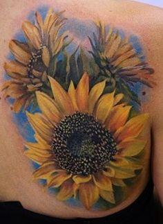 I wld like something like this starting near my collarbone towards my back towards the left starting my sleeve!!! ;)