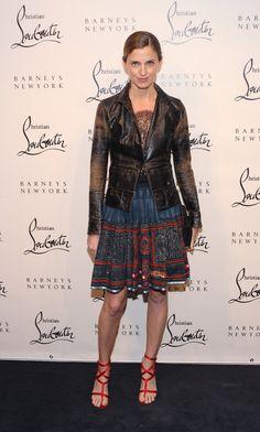 Amanda Brooks ---love this jacket and dress combo