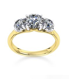 28 Incredible Engagement Rings for Every Budget via @WhoWhatWearUK