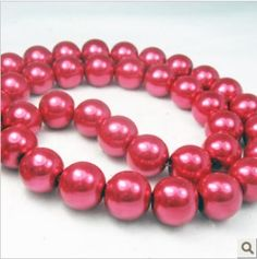 440X 4mm Artificial Acrylic Pearl Beads  Y534