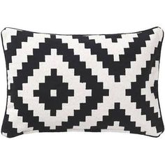 LAPPLJUNG RUTA Cushion cover - IKEA playroom pillow cover for my lumbar pillow in my white ikea chair. pillow covers US - Furniture and Home Furnishings At Home Furniture Store, Modern Home Furniture, Cushion Covers, Pillow Covers, Seat Covers, Ikea Playroom, Ikea Shopping, Black And White Pillows, Black White