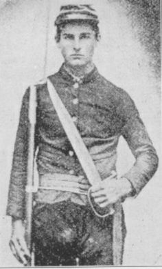 Pvt. William J. Phillips, Co. H, 19th Alabama Infantry Regiment. Captured at Missionary Ridge and imprisoned at Rock Island, IL, for the balance of the War.