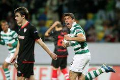 Sporting 2 - 1 Atletico de Bilbao  Insua #48 GOAL