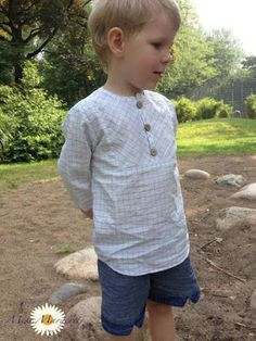 Hemd MICHEL aus Papas altem Hemd