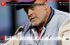 LISTEN: Levin Slams Clinton, Obama, and the Dems for Lying To America's Face