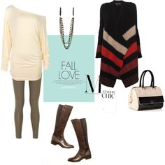 """""""How to Wear Leggings This Fall-Winter 2012-2013"""" by chicous on Polyvore"""