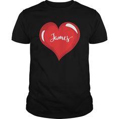 I Love You James