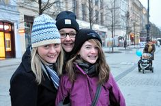 My awesome cousins and Allie Cousins, Winter Hats, Spaces, Awesome, Fashion, Moda, La Mode, Fasion, Fashion Models