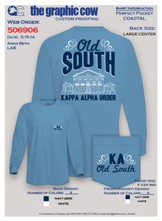 Kappa Alpha Old South by Anna Beth #oldsouth #kappaalpha #sketch