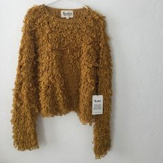 Bnwt for love and lemons sweater Will fit a size M but will fit a size XS-M For Love and Lemons Sweaters