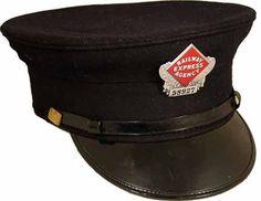 LOT 230 RAILWAY EXPRESS AGENCY HAT | Railroad Memories