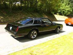 built 1987 monte carlo ss | 550a6 s 1987 chevrolet monte carlo monte carol ss aerocoupe
