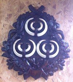 Čierny les Diviak Tusk montáž panelu (Trophy Kly CENE!) Dopytovať sa na cenu