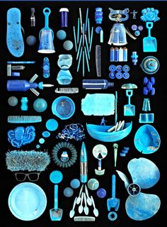 # COLOUR MY WORLD IN BLUES