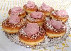 Dessert Recipes, Desserts, Doughnuts, Life, Hampers, Tailgate Desserts, Deserts, Dessert, Desert Recipes