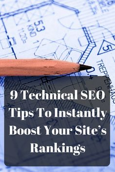 Technical SEO is that aspect of SEO that baffles even the most seasoned SEO experts. Identifying technical issues and fixing those issues promptly can really boost your site's rankings. Therefore it's vitally important that you spend some time fixing the technical issues on your site. SAVE THIS PIN FOR LATER.