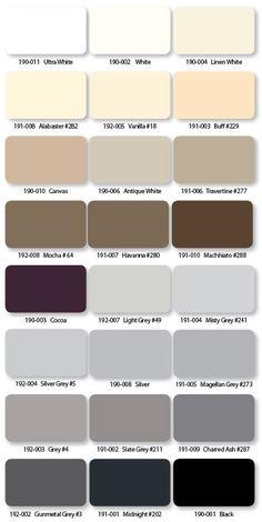 polyblend grout renew color chart bathroom remodels pinterest grout polyblend grout. Black Bedroom Furniture Sets. Home Design Ideas