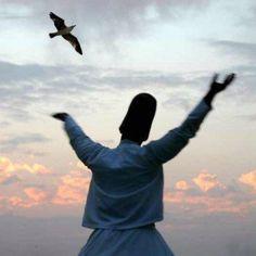 Let your soul fly towards a secret sky...