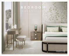 FRATO | BEDROOM ESSENTIALS Bedrooms are the perfect relaxation space. Although they each have a distinguished aesthetic, they are equally hard to leave each morning. Find out a selection of special pieces which express the exceptional craftsmanship of Frato's product range, that enable you to create your own unique retreat.