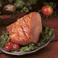 Sugar-Glazed Ham Recipe | Taste of Home Recipes