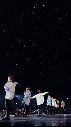 BTS THE WINGS TOUR THE FINAL ♡ // wallpaper