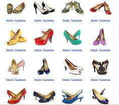 shoe of prey - Google Search